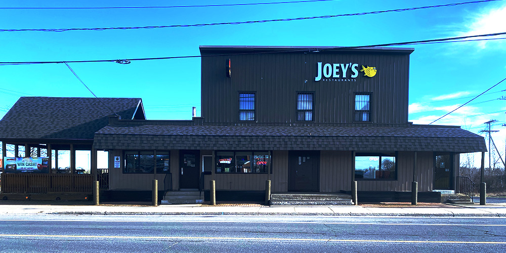 Welcome to Joey's Cornwall