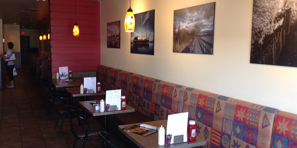 Dine in comfort at Joey's St Catharines