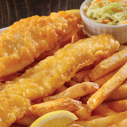 Canada's favourite Fish & Chips!